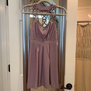 BCBGeneration Lavender Dress